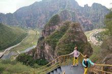 仙西山上观景