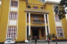 南宁邓颖超纪念馆,也是广西高等法院办公楼旧址,紧临着兴宁路步行街,交通十分便利,是纪念邓颖超同志的专