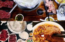 【与父母的养生潮汕之旅】 牛肉火锅,吃了八合里海记和老迹牛肉两家,味道都非常正,关键还很实惠,尤其是