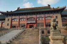 """上海体育学院绿瓦大楼 绿瓦大楼是""""大上海计划""""的核心建筑,最初为旧上海特别市政府使用,几经变迁,19"""