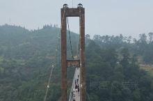 婺源垒心桥,走走吊桥,看看梯田……等到花季再来一次……