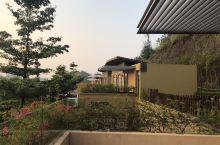 台山颐和温泉的别墅房景观.......