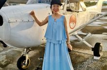 关岛小飞机体验,小白也能开飞机  强烈推荐,特别爽的自驾小飞机,有生之年必须体验一次!从来没想过在空