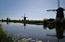 莱茵河之旅——小孩堤防风车群,列入联合国科教文组织世界遗产名录的荷兰最知名景点之一(9)。