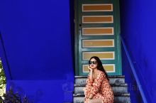 摩洛哥|不要错过网红打卡点迷人的马约尔蓝  马约尔花园位于摩洛哥的马拉喀什,作为全世界网红的打卡点,