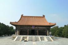 清西陵景区位于河北易县,不错的地方世界文化遗产