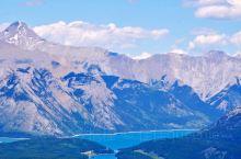 感恩此生让我们能够拥有你·最美好的旅行回忆(加拿大之行) 国家公园自驾的第一天,我们游览了班芙国家公