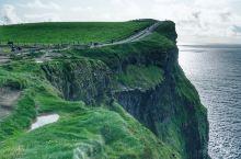 爱尔兰莫赫悬崖!面朝大西洋,心旷神怡!