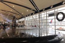 机场还是蛮漂亮的。