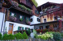 """哈尔施塔特被称作""""世界上最美的小镇""""。 这座在险峻的斜坡和宝石般翡翠的湖泊间伫立的湖畔小镇,到处可见"""