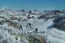 恩施大峡谷雪地风光