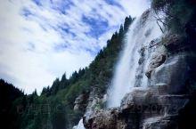 """黄花溪,位于国家级风景名胜区青州市。景色优美,被众多游客称为""""北方九寨沟""""。 从青州市庙子镇圣峪口村"""