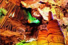 春节,去洛阳鸡冠洞风景名胜区体验了一把  2020新年第一个星期,爱好旅游的我呼朋结伴去洛阳鸡冠洞体