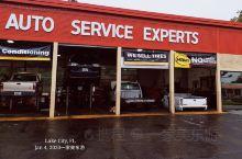 #Jan 4, 2020 #Lake City, FL #汽车维养 #租的车已跑到了需要换三滤加机油