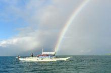 海豚没看见,看见彩虹  【景点攻略】 详细地址: 邦劳岛西南方向外侧离岛  交通攻略: 螃蟹船,船程