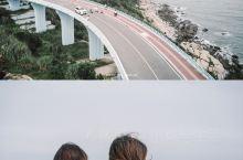 东山岛苏峰山环岛路,治愈系蓝色大桥  这条路位于福建省漳州东山岛苏风山环岛路,2016年才通车的,如
