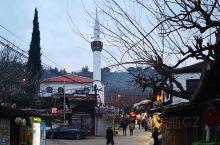 宁静的山区小镇,让人想起西藏林芝。