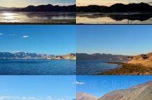 《环游西藏(十六)——班公错》     七月中旬环藏游至班公错,约十七点到湖边,先是看到湿地,丰茂的