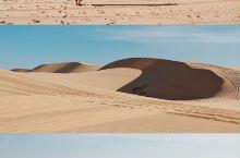 越南美奈|一场追日之旅 海上日出&沙丘日落 .  美奈以前只是一片与世隔绝的海滩,当年只有胆大的背包