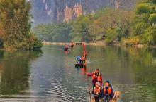 感受遇龙河最好的方式沿着步道骑行,穿过村庄,穿过一片片竹林,清风拂面,远离城市的喧嚣,游走于峰林之中
