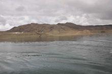 中印交界的班公湖,中国这边是淡水!