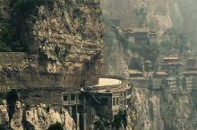 绵山无峰不奇,无水不秀,无洞不幽,无道不险,行走在峭壁深谷之颠,感叹大自然的鬼斧神工,造就了如此神奇