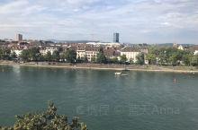 美丽的莱茵河!~瑞士巴塞尔