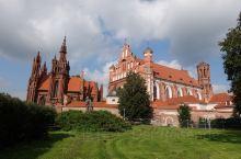 立陶宛首都维尔纽斯