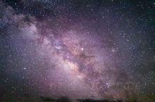 撒哈拉沙漠浩瀚银河