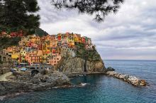 意大利这么偏远的渔村,如果不是因为邮轮靠岸拉斯佩齐亚我都不会来的地方,绿皮火车上90%都是中国游客。