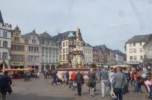 两年前的今天在德国历史名城特利尔。