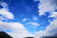 远望•阿苏火山 蓝•雨后草千里
