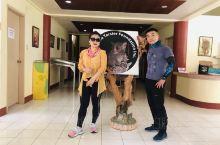 我们是真正的自由行,不跟团旅游,自己骑着摩托车从菲律宾塔米拉兰去看眼镜猴,两个人的门票加上导游讲解服