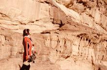 【2019走进约旦—皮卡皮卡,坐着皮卡去火星救援】 瓦迪拉姆 ,在阿拉伯语里是月亮谷的意思。它位于亚