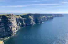 爱尔兰的莫赫悬崖,高214米,面对大西洋,是 哈利波特与混血王子电影中的一个取景地点。