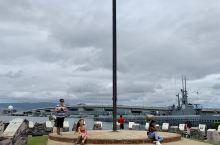 """珍珠港 - 美国夏威夷欧胡岛  1941年12月7日珍珠港曾遭日军突袭轰炸造成重大伤亡,史称""""珍珠港"""