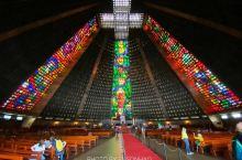 天梯大教堂 采光和风都是依靠纯自然 在欧洲看了那么多教堂 这个有点不一样