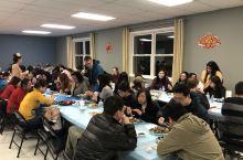 春节晚会的年夜饭