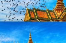生活在不太发达的国家 总有种时光倒流的错觉 在吴哥窟看完高棉的微笑 坐在护城河边喝着冷饮等日落 和不