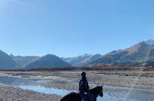新西兰南岛皇后镇行程之-骑马  5月下旬过来已经是新西兰的入冬时节了     南岛真的很冷,来之前疏