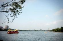济南大明湖我来了