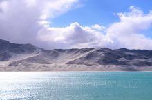 看呐,美丽的白沙湖。爬啊,我的最西,帕米尔高原。