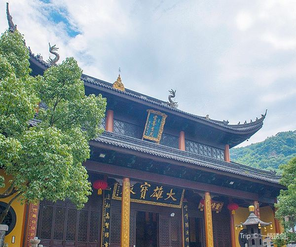 Lingfeng Temple1