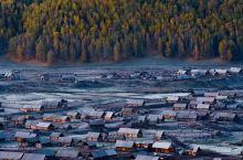 新疆•禾木,白桦林、草原、村庄,每一处都是美的极致!