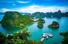 刚刚开发,海上桂林,值得一去