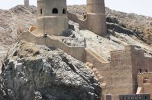 马斯喀特的古堡和王宫