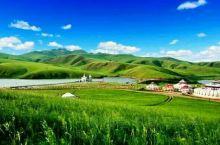 有蒙古部落!又有遥望无际的草地