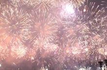 热海花火大会#夏日祭#感觉比东京的更美! 然而身边木有小哥哥……