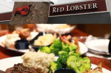 多伦多美食 打卡必吃榜第一名的Red lobster ———————— ◤店名◢Red Lobste