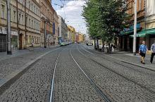 布拉格,一座充满轨道的城市